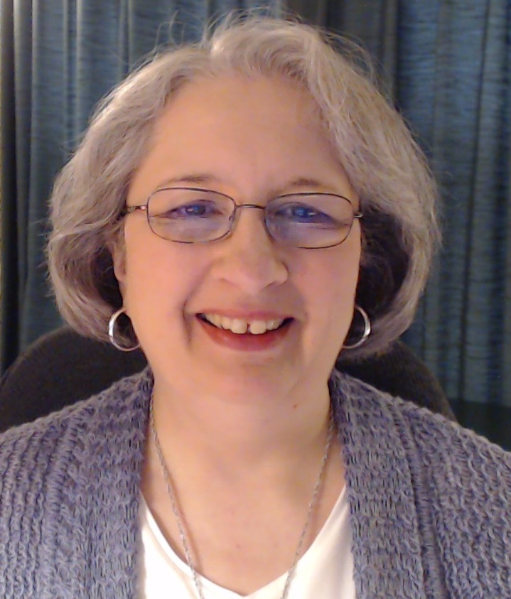 Pam Deyerle, owner The Perfect Word Transcription Service in Richmond,Virginia