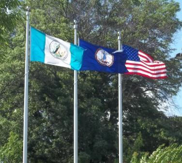 Virginia State Flag, Henrico County Flag, The Perfect Word Transcription Service in Glen Allen, Virginia