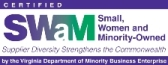 Virginia Certified Small Business and Woman-Owned Business